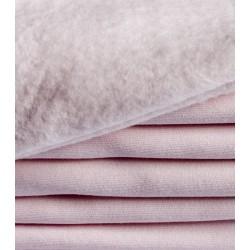 Frisa Algodón Poliéster. $344.85 por Kilo. Colores Medios.